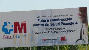 El PSOE de Pozuelo reclama un nuevo centro de salud y mejoras en el barrio de Colonia Benítez y zona norte