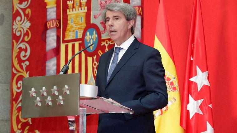 Garrido presidirá un Gobierno formado por cinco hombres y cuatro mujeres