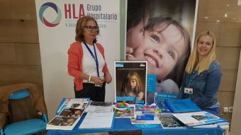 Apoyo a Aldeas Infantiles SOS de España en HLA Universitario Moncloa