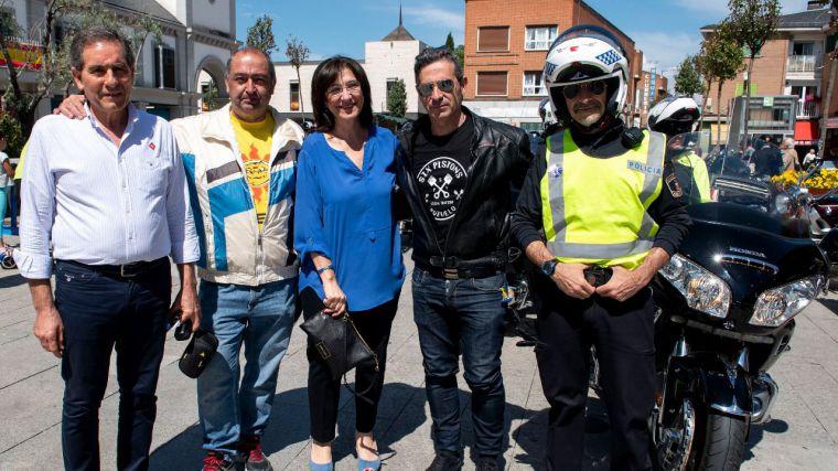 """La alcaldesa acompaña a la Asociación de Comerciantes """"Pozuelo Calidad"""" en la celebración de su Fiesta del Comercio y del Ocio"""