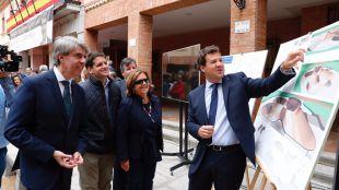 Garrido, en el homenaje a Ignacio Echeverría