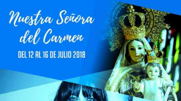 Efecto Mariposa y DJ Pulpo con Nacha Pop actuarán en las fiestas de Nuestra Señora del Carmen del Barrio de La Estación