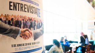 """El 25% de los candidatos que participaron en el encuentro """"EntrevistaTE"""" han encontrado trabajo"""