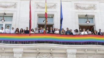Garrido subraya el compromiso de la Comunidad de Madrid en materia LGTBI