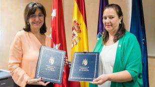 El Ayuntamiento renueva su compromiso con la AVT para apoyar a las víctimas del terrorismo