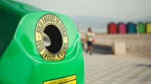 Resultados de reciclaje de vidrio en Madrid del primer semestre