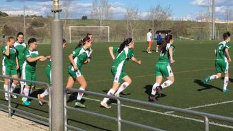 Las chicas del C.F. Pozuelo se enfrentarán al Olímpico de León en su primer partido de temporada