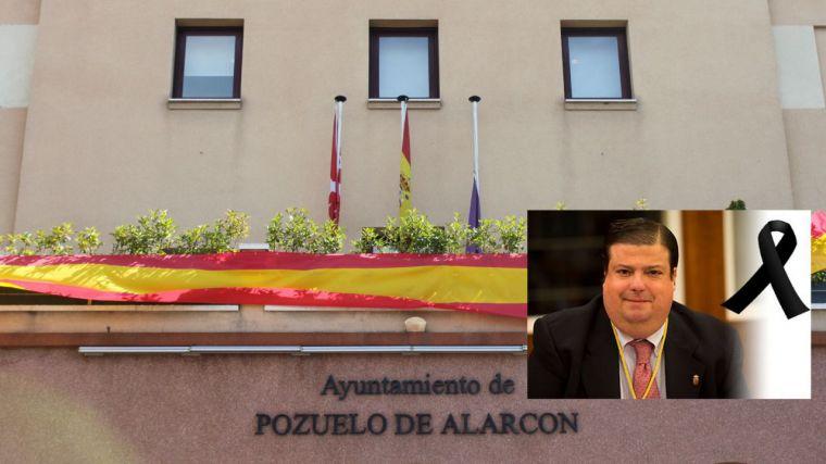 Pozuelo de Alarcón guarda un minuto de silencio en memoria del concejal Manuel Allende