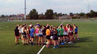 Perpinyà: 'Las chicas del Olímpico sí representan el espíritu de las Fiestas'