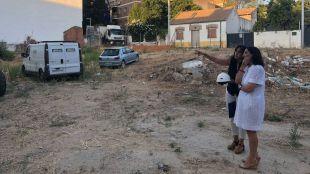 Información sobre el estado de la estructura del edificio de la Calle Benigno