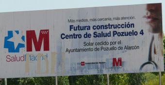 Pozuelo tendrá un nuevo Centro de Salud