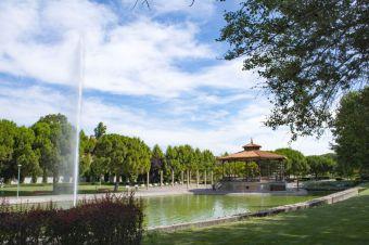 Pozuelo de Alarcón es la ciudad de la región con mayor superficie de zonas verdes públicas regadas con sistemas inteligentes
