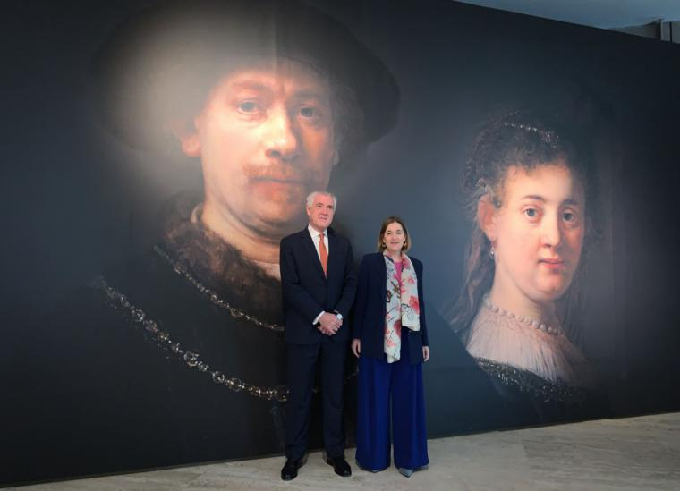 La Comunidad colabora con el Thyssen-Bornemisza en 'Rembrandt y el retrato en Ámsterdam, 1590-1670'