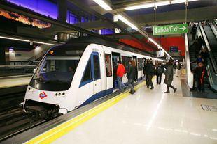 La Comunidad de Madrid fija unos servicios mínimos del 61 % en el servicio de trenes durante la huelga de Metro del sábado 26 de enero