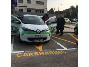 Un nuevo servicio de carsharing llega a Pozuelo de Alarcón