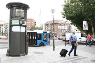 Bascuñana reclama de nuevo la instalación de aseos públicos en determinadas zonas de Pozuelo