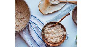 Recetas con avena para no aburrirse desayunando