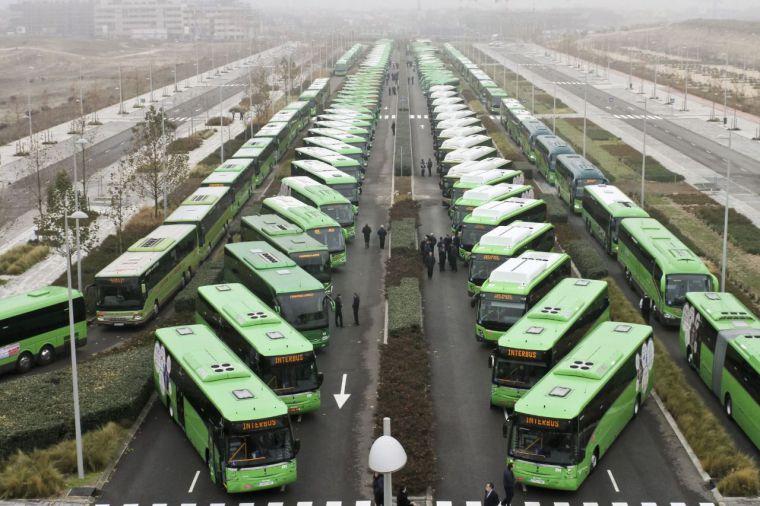 Los vecinos de Pozuelo contarán con un nuevo servicio lanzadera de la línea 657 que llegará directo a Moncloa