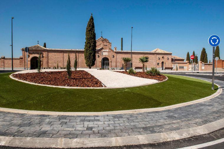 La Comunidad autoriza la ampliación del cementerio y la mejora de zonas verdes con una modificación puntual urbanística en Pozuelo