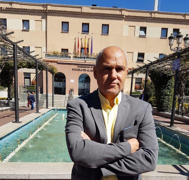 José Antonio Rueda, de Vecinos por Pozuelo, opina sobre las elecciones generales