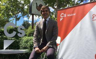 Damián Macías presentará al resto de los candidatos municipales