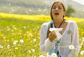 La Comunidad informa a través de mensajes SMS del polen que más afecta a los alérgicos en primavera