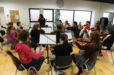 La Escuela Municipal de Música y Danza de Pozuelo de Alarcón celebra su Semana Cultural