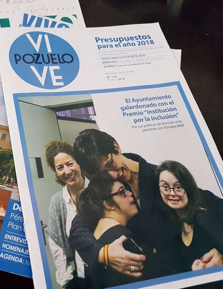 El PSOE pide la creación de un consejo de redacción de la revista municipal 'Vive Pozuelo' para garantizar el derecho constitucional a la información