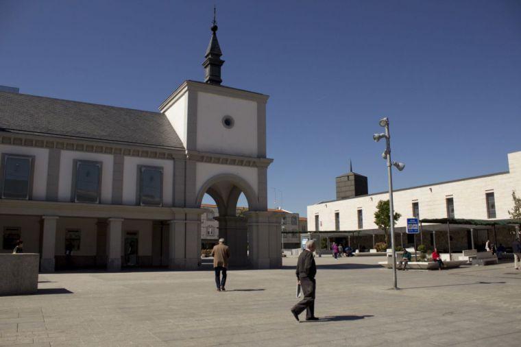 'Somos Pozuelo denuncia que el PP se niega a reformar la Plaza Padre Vallet'