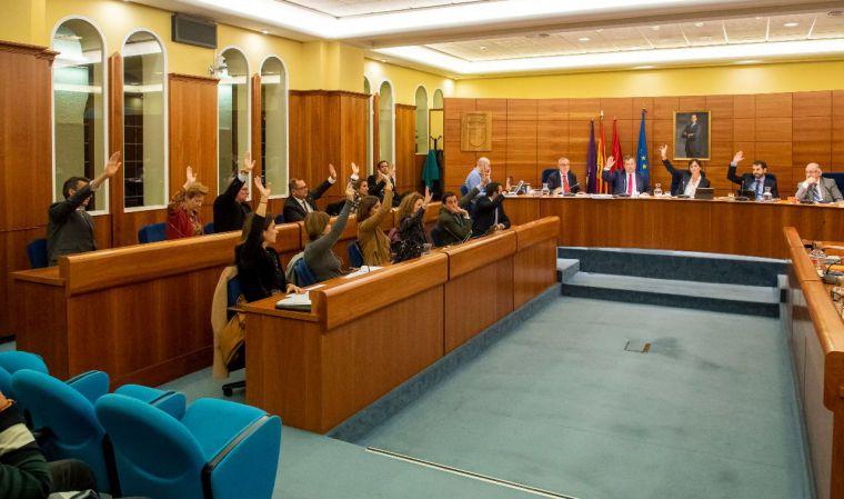 Ciudadanos de Pozuelo se vuelve a unir al bloque de la izquierda y vota contra los presupuestos del Partido Popular