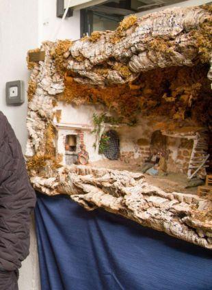 Arranca la Ruta de Belenes y Dioramas por los comercios de Pozuelo de Alarcón