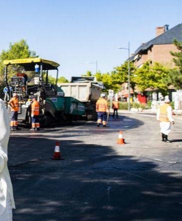 La Junta de Gobierno Local aprueba una nueva fase de la Operación Asfalto a la que el Ayuntamiento destinará cerca de un millón de euros