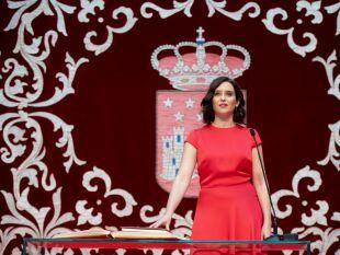 La presidenta de la Comunidad de Madrid, Isabel Díaz Ayuso, ha dado hoy positivo en la prueba de coronavirus (COVID-19) a la que se ha sometido, la segunda en los últimos días