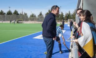 El Ayuntamiento invierte cerca de un millón y medio de euros en nuevas infraestructuras en la Ciudad Deportiva Valle de las Cañas durante esta legislatura