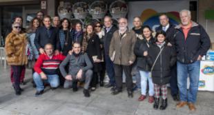 La Asociación de Comerciantes Pozuelo Calidad presentó ayer su campaña de Navidad para promocionar el comercio local en estas fechas