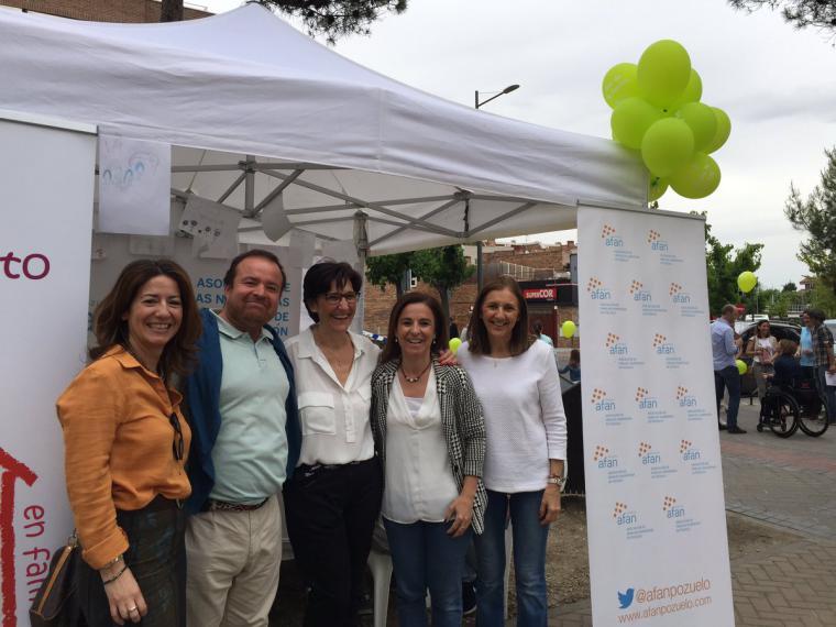 Pozuelo de Alarcón celebró el Día de la Familia con actividades y talleres en la Avenida de Europa