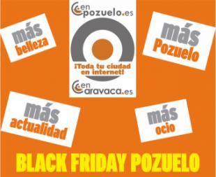 """""""Black Friday Pozuelo"""" se amplía una semana más con grandes descuentos del comercio local"""