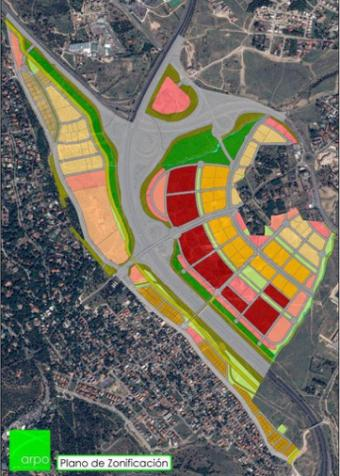 Aprobación definitiva del proyecto de reparcelación del área de reparto Pozuelo Oeste (ARPO)