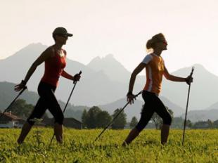 Nordic Walking, ¿qué beneficios tiene esta marcha para nuestro cuerpo y mente?