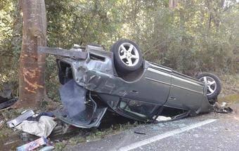 El 22% de las personas muertas en accidentes de tráfico no llevaba puesto el cinturón de seguridad