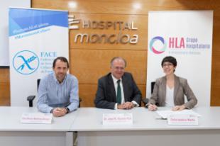 HLA Universitario Moncloa primer hospital de España que se une al proyecto FACE Restauración Sin Gluten