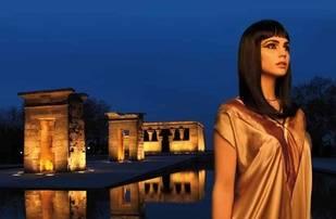 La Casa de Campo acoge la gira europea de la ópera Aída