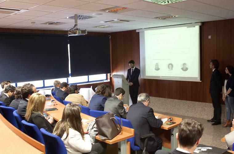 La Fundación de la Innovación Bankinter y ESIC clausuran del programa U@kademia