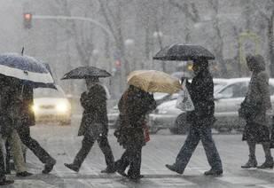 Activado el Plan de Emergencias por nieve en Aravaca