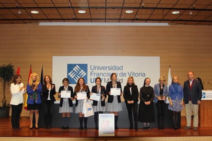 El colegio Mater Salvatoris de Aravaca ganador del Torneo Intermunicipal de Debate Escolar 2015