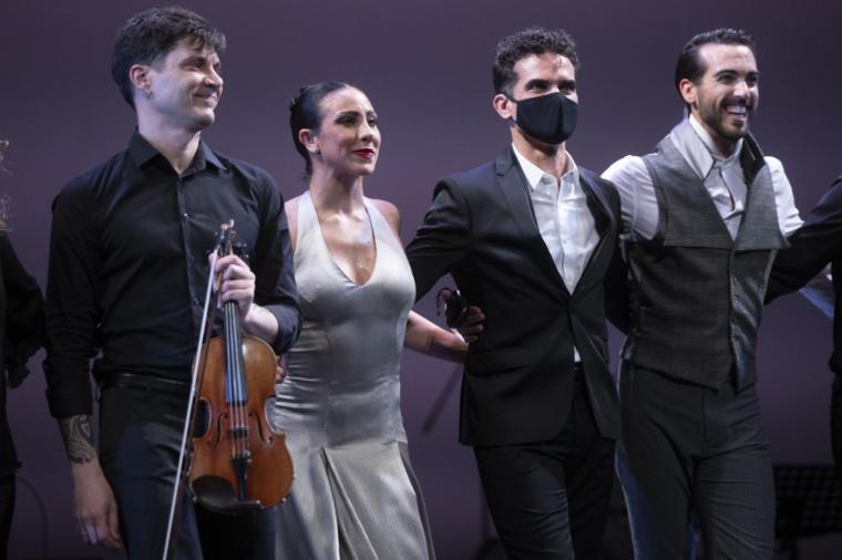 Presentación de la Compañía de Danza Residente en Pozuelo, la compañía Antonio Najarro
