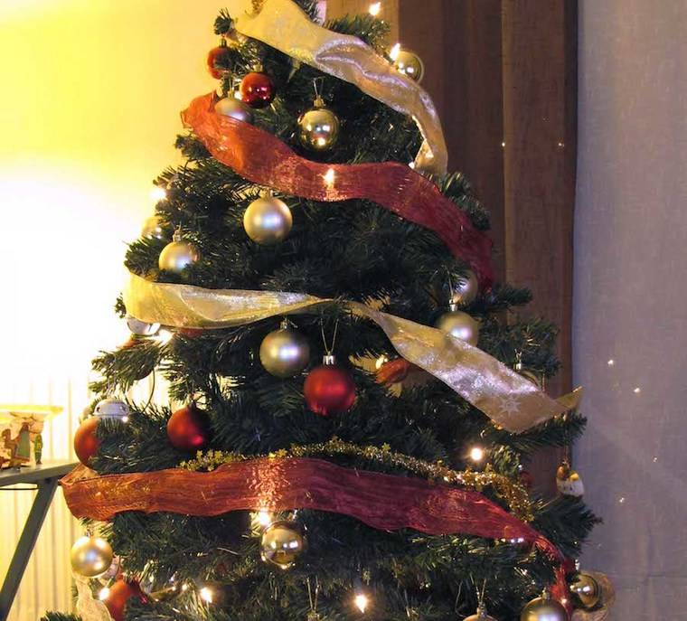 Comienza la campaña de recogida de los árboles navideños