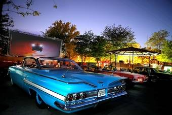 Llega el Festival de Cine al Aire en Moncloa-Aravaca
