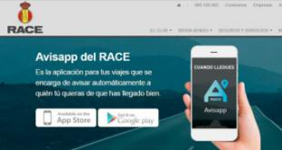 Avisapp, la aplicación que avisa a tu entorno de que has llegado a tu destino