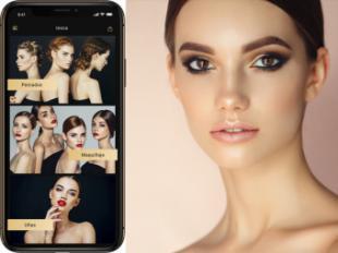 Glam Me App, la mejor opción para elegir el maquillaje y el peinado el día de tu boda